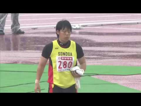 第98回日本陸上競技選手権大会 ...
