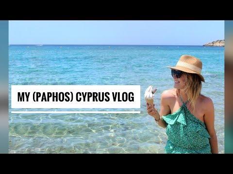 My (Paphos) Cyprus Travel Vlog