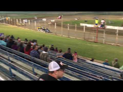 2018 June 9th Devils Lake Speedway Late model Feature
