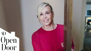 Download Inside Chelsea Handler's Lively Home With An Outdoor Pizza Oven | Open Door Mp3 and Videos