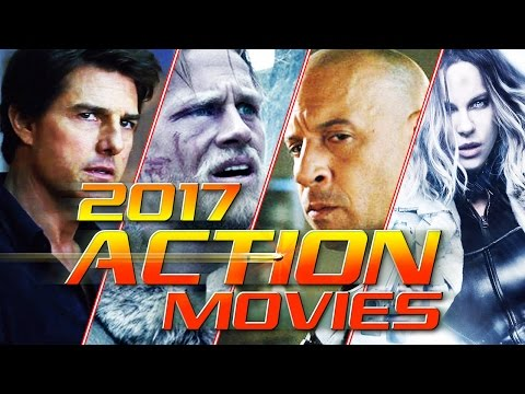 Best Upcoming 2017 Action Movie Trailer Compilation