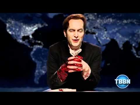 Russell Edgington's TV speech on True Blood