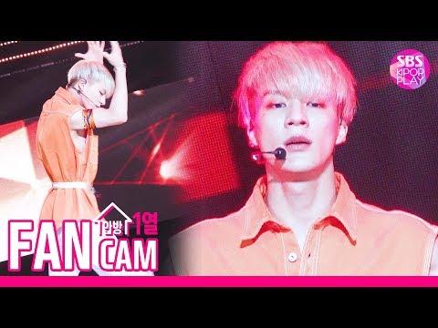 [안방1열 직캠4K] 엔시티 드림 제노 'BOOM' (NCT DREAM JENO Fancam)ㅣ@SBS Inkigayo_2019.8.18