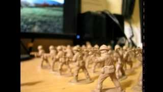Plastic Army Men: The Battle of Little Desktop