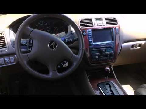 2003 Acura Mdx 4dr Suv Touring Pkg Res W Nav Youtube