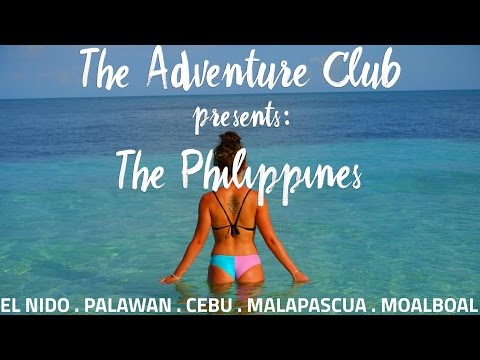 The Philippines - Land, Air & Sea - Travel Inspiration Video 2016