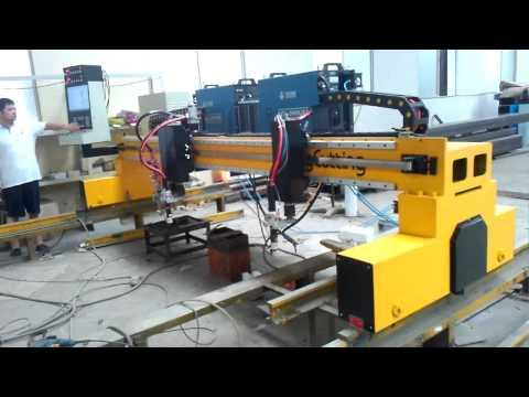 Chinese cnc plasma cutting machine   Wuhan Kaierbei Cnc Technology Co ltd