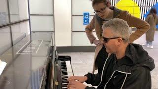 Faking Einaudi Prank Stuns Serious Piano Girl