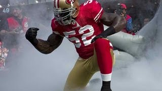 Patrick Willis Ultimate Montage (HD) (Motivational Video)