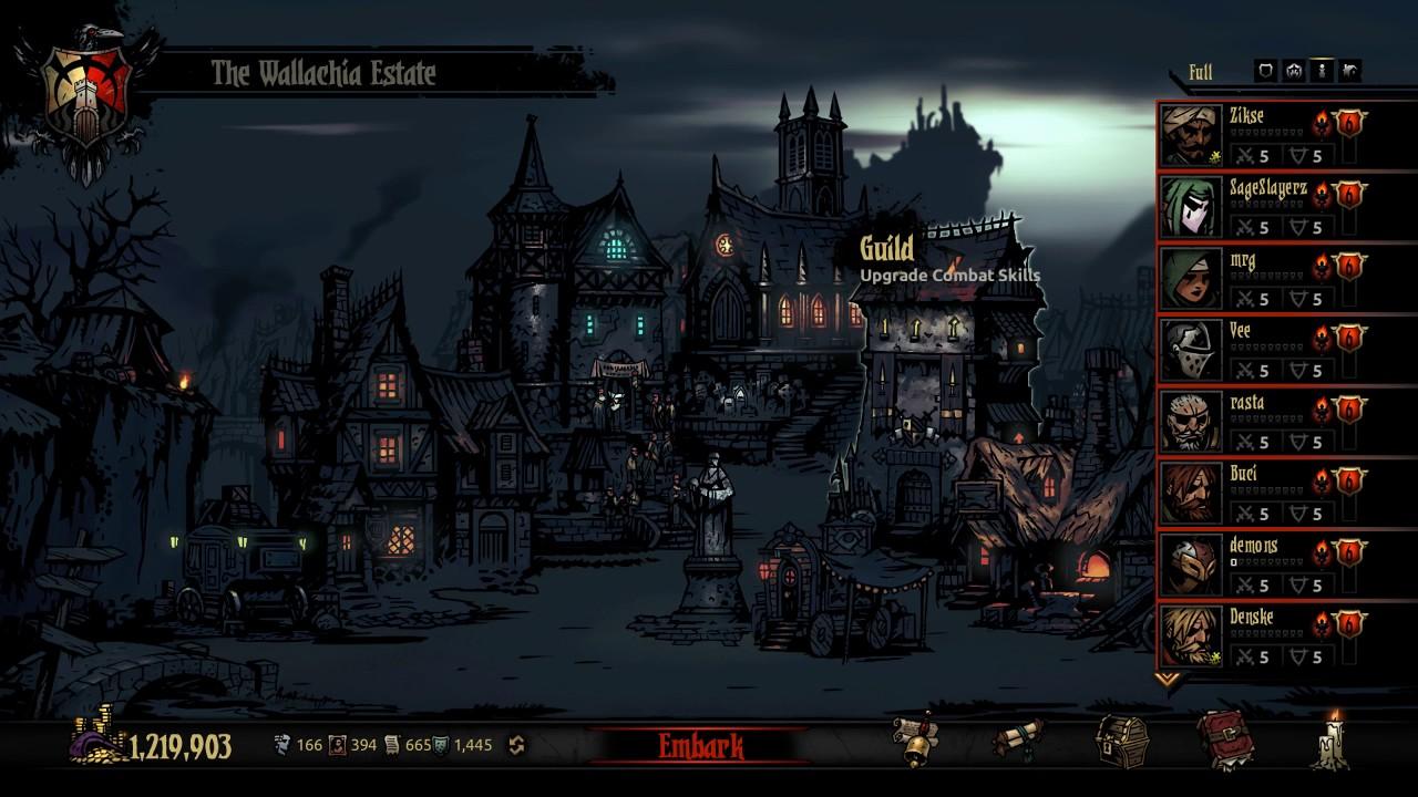 Darkest Dungeon Tipps