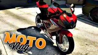 GTA V - Moto Vlog - Suzuki Srad 750(, 2016-03-22T18:00:05.000Z)
