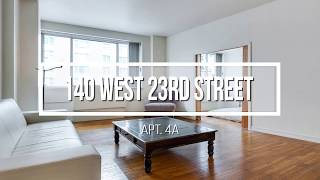 140 West 23rd Street, Apt. 4A in Chelsea, Manhattan | HomeDax Real Estate NYC