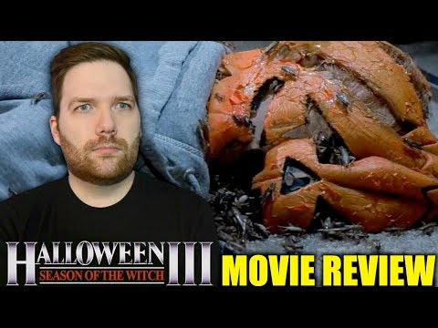 Halloween III: Season of the Witch – Movie Review