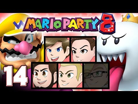Mario Party 8: SHAKY SHAKY - EPISODE 14 - Friends Without Benefits