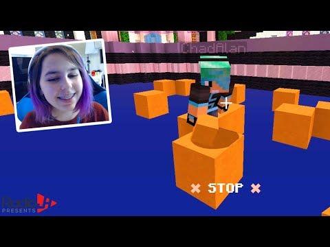 KICKIN IT OLD SCHOOL IN MINECRAFT BlockParty | RadioJH Games & Gamer Chad