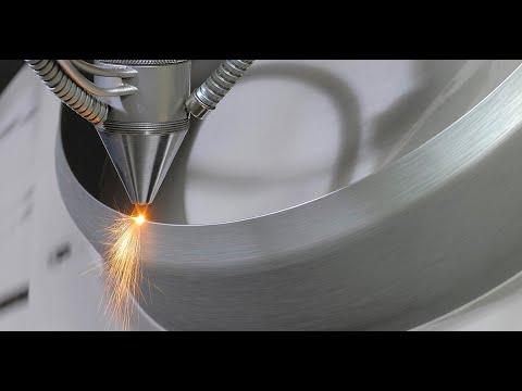 Laser metal deposition manufacturing (LMD)
