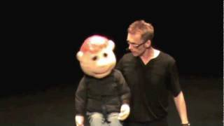 Karl Jeffery, The Puppet Man LIVE at the Whitley Bay Playhouse