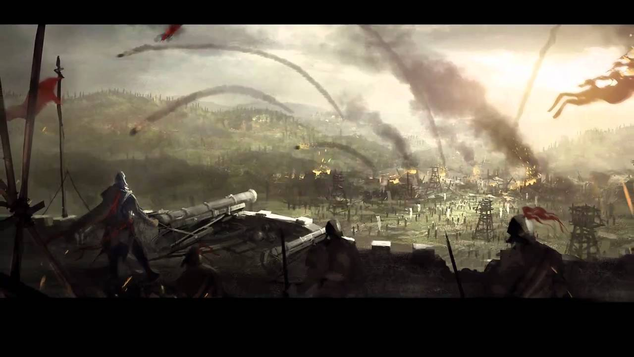 assassin's creed brotherhood hd screenshots and wallpapers - youtube