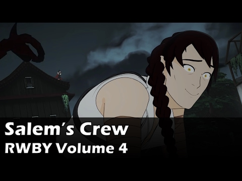 Salem's Evil Club of Evil, Full Storyline - RWBY Volume 4
