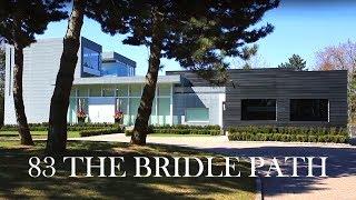 $17.5 Million Modern Estate - 83 The Bridle Path, Toronto