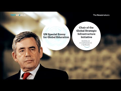 The Newsmakers: Gordon Brown Interview and the Future of the OSCE