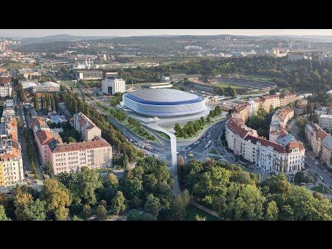 Architekti o novém zimním stadiónu za Lužánkami