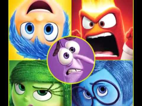 Inside Out Character Themes(Based On Personality Traits)