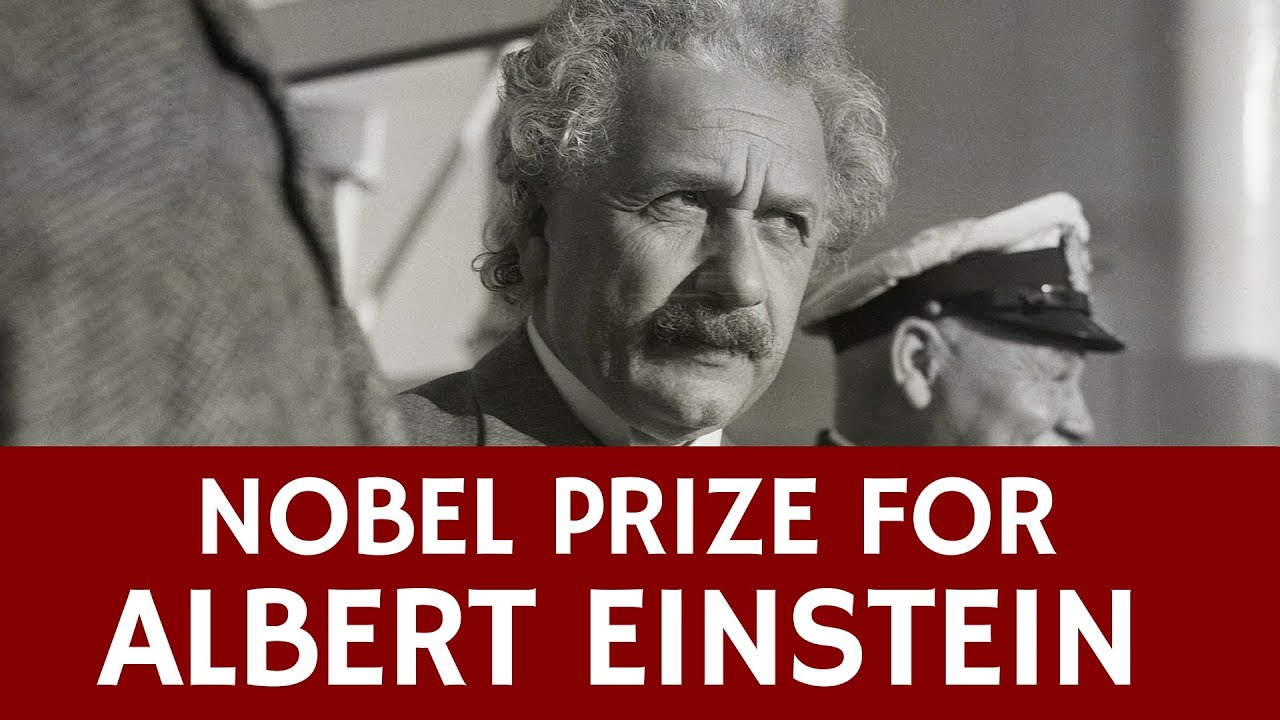 Nobel prizes did albert einstein win