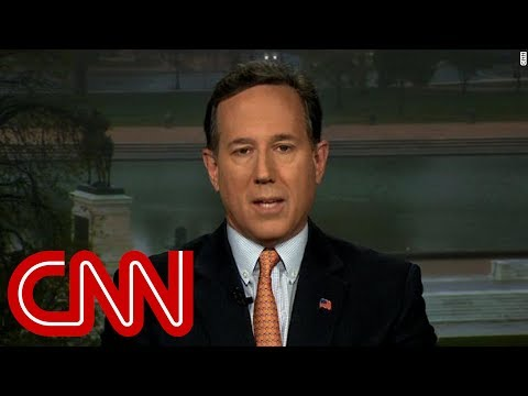 Santorum How could WH have known about Jackson?