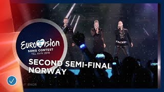KEiiNO - Spirit In The Sky - Norway - LIVE - Second Semi-Fin...
