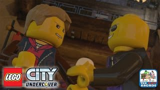 Lego City Undercover - When The Going Gets Tough... Learn Kung Fu! (Xbox One Gameplay)