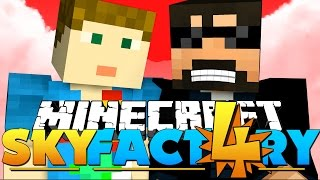 Minecraft: SkyFactory 4 -WE HAVE THE WILL TO LIVE!! [14]
