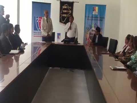 Gobernador Regional De Moquegua Ratifica Compromisos Del Acuerdo De Gobernabilidad