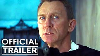 JAMES BOND 007 NO TIME TO DIE Trailer # 2 (2020)
