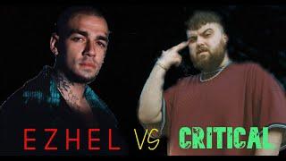 Ezhel vs Critical Freestyle Kapışıyor! (Küfürlü) Resimi