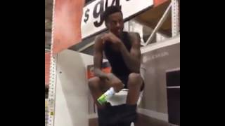 Boonk a whole lot of gang sh1t Homedepot - BestOfFacebook