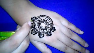 Gro 40 Simple Bridal Mehendi Designs Houriya Media