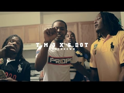 T.M.G Ft S.dot - TouchDown (Music Video) | Shot By @Prince485