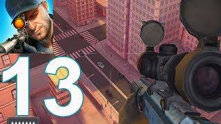 Sniper 3D Assassin: Shoot to Kill - Gameplay Walkthrough Part 13 - Region 5 Primary (iOS, Android)