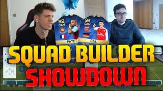ozil vs payet squad builder showdown fifa 16 ultimate team
