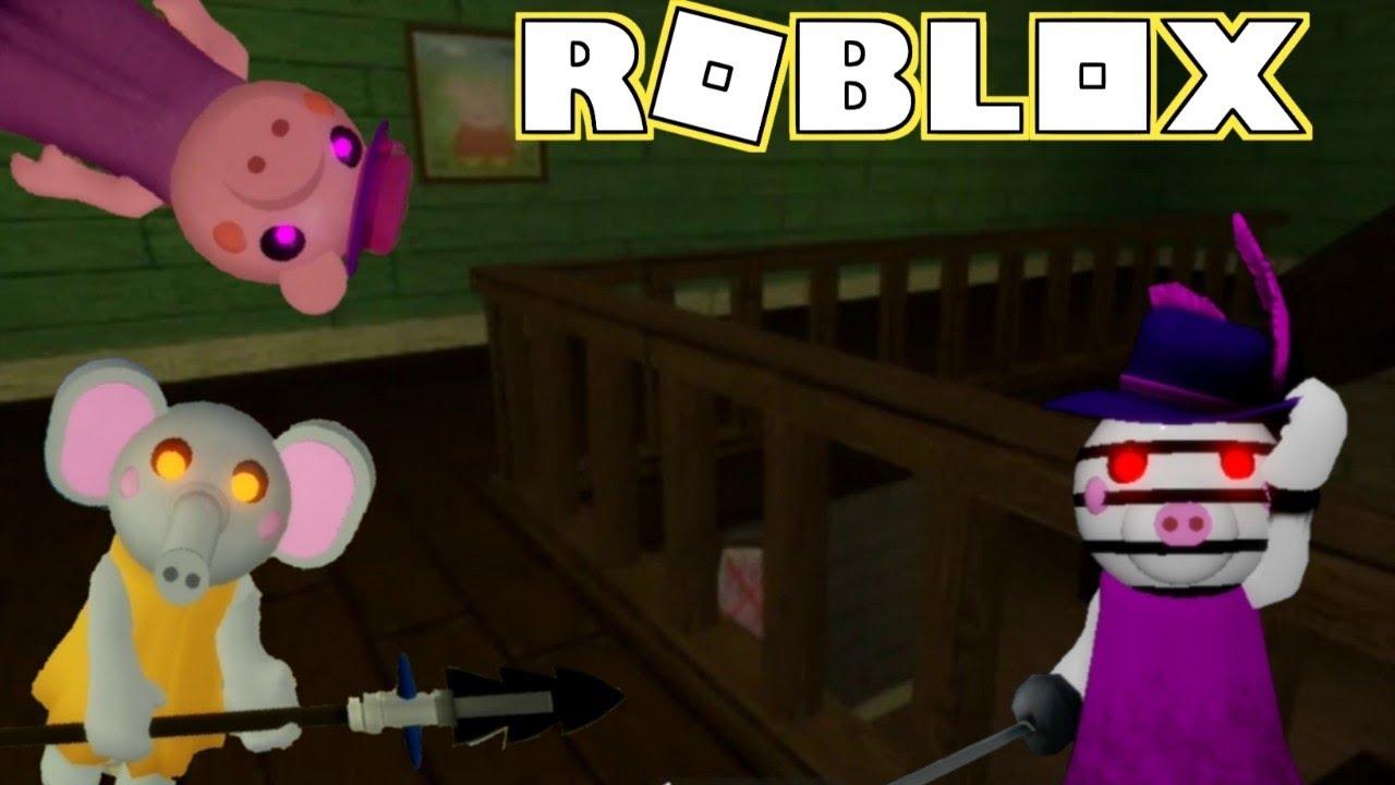 Grandma Zizzy Piggy Roblox