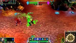 Augmented Singed (2014 Update) League of Legends Skin Spotlight