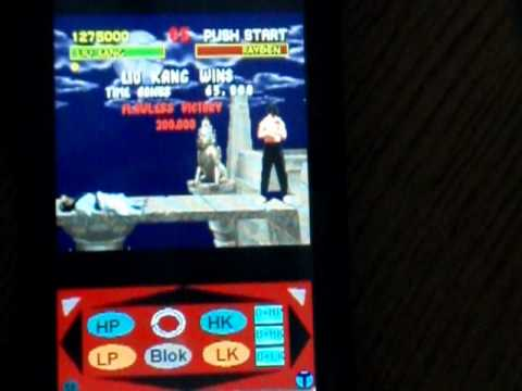 Mortal Kombat 1 - Samsung Omnia Lite - 1/2