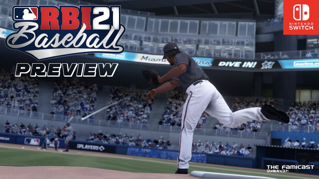 RBI Baseball 21 | Preview | Switch