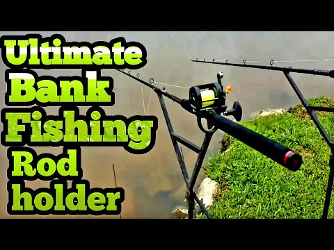Diy Fishing Pole Holder Truck Bed Youtube