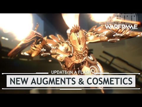 Warframe: NEW Augments for Nezha, Titania, Inaros & Ivara!