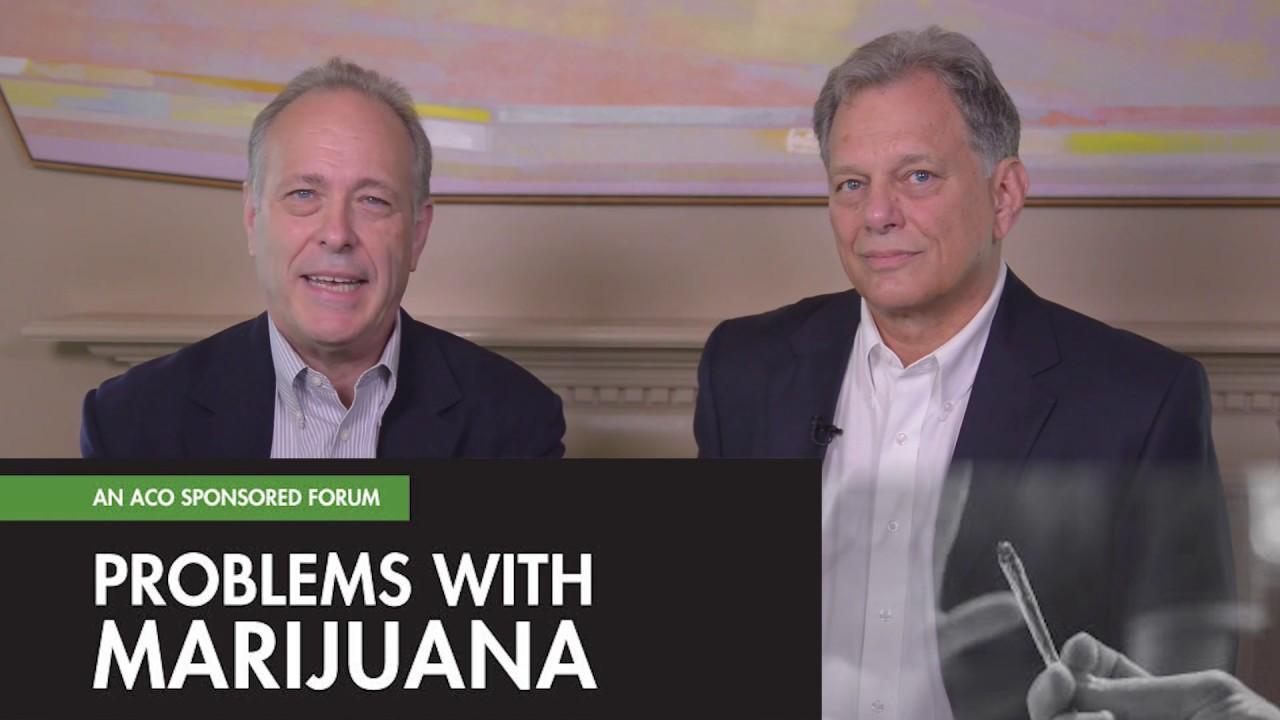 Problems With Marijuana An Aco Sponsored Forum Highlight Video Youtube
