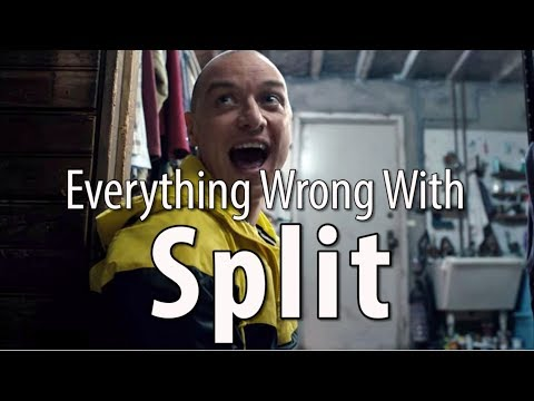 Everything Wrong With Split In 16 Minutes Or Less