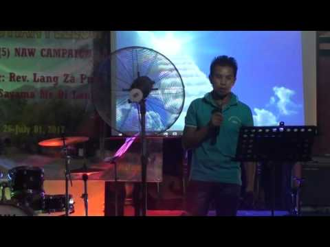 Zotung Christian Fellowsihp ( A ) 2017 Campaign Malaysia