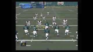 NFL GameDay 2003 Playstation 2 (Falcons vs Eagles)